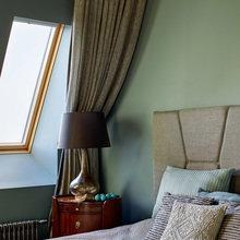 Фотография: Спальня в стиле Кантри, Дом, Проект недели, Москва, Наталья Митракова – фото на InMyRoom.ru