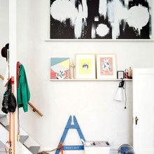 Фото из портфолио Квартира на Манхэттене, в Нью-Йорке,  – фотографии дизайна интерьеров на InMyRoom.ru