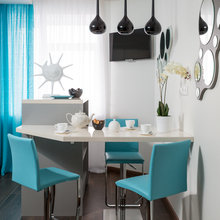 Фото из портфолио Кухня в морском стиле – фотографии дизайна интерьеров на INMYROOM