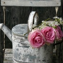 Фотография: Флористика в стиле , Декор, Дача, Дом и дача – фото на InMyRoom.ru