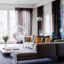 Фотография: Гостиная в стиле Современный, Минимализм, Декор интерьера, Дом, Австралия, Дома и квартиры – фото на InMyRoom.ru