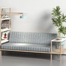 Фотография: Мебель и свет в стиле Лофт, Малогабаритная квартира, Квартира, Дома и квартиры, Советы, Мебель-трансформер – фото на InMyRoom.ru