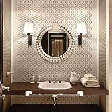 Фотография: Ванная в стиле Восточный, Эклектика, Дом, Дома и квартиры – фото на InMyRoom.ru