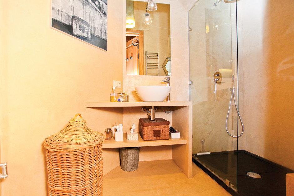 Фотография: Ванная в стиле , Лофт, Декор интерьера, Дом, Дома и квартиры, Стена – фото на InMyRoom.ru
