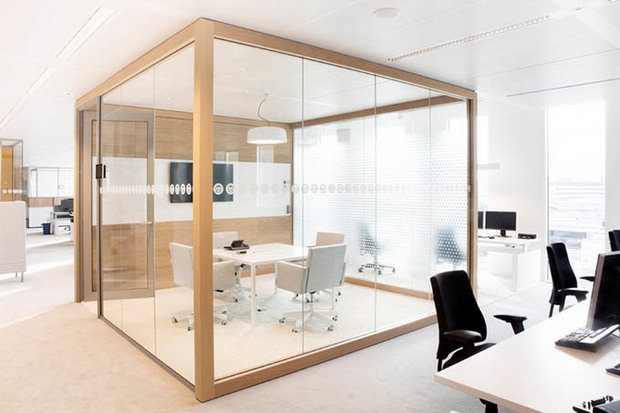 Фотография: Офис в стиле Лофт, Современный, Офисное пространство, Дома и квартиры, Проект недели – фото на InMyRoom.ru