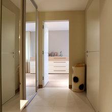 Фото из портфолио Интерьер с рациональным использованием пространства – фотографии дизайна интерьеров на INMYROOM