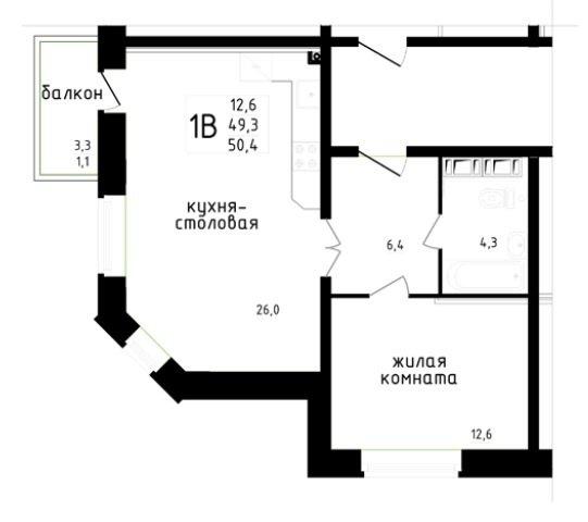 Прошу помочь с дизайном кухни-столовой