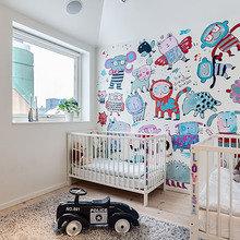 Фотография: Детская в стиле Скандинавский, Квартира, Мебель и свет, Дома и квартиры – фото на InMyRoom.ru