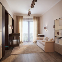 Фото из портфолио Квартира в стиле Альберто Пинто – фотографии дизайна интерьеров на INMYROOM