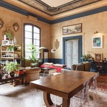 Фото из портфолио Квартира во французском дворцовом стиле  в Барселоне – фотографии дизайна интерьеров на InMyRoom.ru