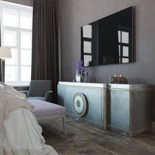 Фото из портфолио Квартира на Пречистенке – фотографии дизайна интерьеров на InMyRoom.ru