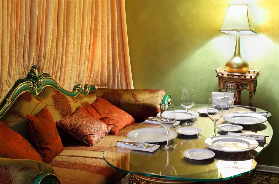 Фотография: Кухня и столовая в стиле Классический, Современный, Восточный, Декор интерьера, Квартира, Дом, Дизайн интерьера – фото на InMyRoom.ru