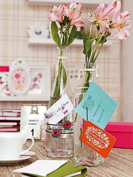 Фотография: Кухня и столовая в стиле Хай-тек, Декор интерьера, DIY, Дом, Вазы – фото на InMyRoom.ru