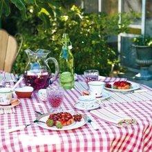Фотография: Кухня и столовая в стиле Кантри, Современный, Декор интерьера, Текстиль – фото на InMyRoom.ru