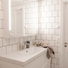 Фотография: Ванная в стиле Скандинавский, Декор интерьера, Дом, Швеция – фото на InMyRoom.ru