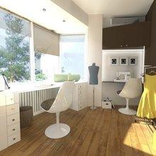 Фото из портфолио комната – фотографии дизайна интерьеров на INMYROOM
