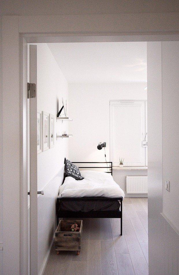 Фото из портфолио Скандинавский стиль в Польше, Варшава – фотографии дизайна интерьеров на INMYROOM