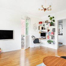 Фото из портфолио Уют и комфорт  для всей семьи – фотографии дизайна интерьеров на INMYROOM