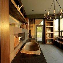 Фотография: Ванная в стиле Кантри, Современный,  – фото на InMyRoom.ru