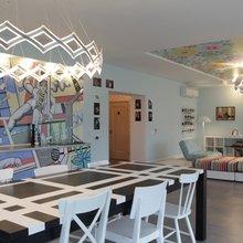 Фотография: Кухня и столовая в стиле Современный, Эклектика, Дом, Дома и квартиры, Проект недели – фото на InMyRoom.ru