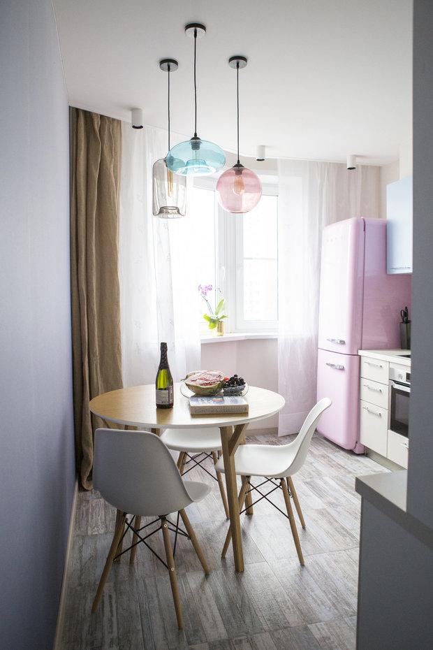 Фотография: Кухня и столовая в стиле Современный, Советы, маленькая кухня, Ашан, Auchan – фото на INMYROOM