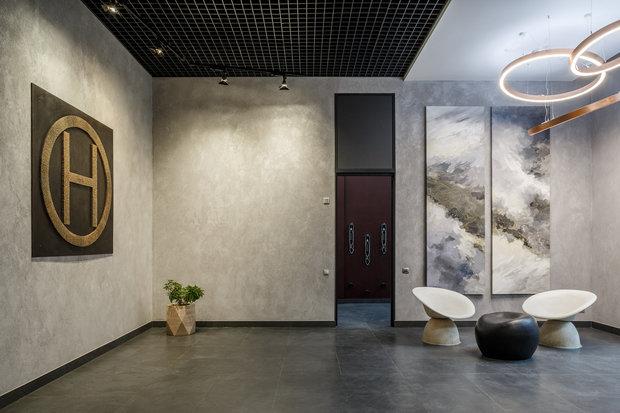 """Фото из портфолио Аппартаменты ЖК """"ONLY"""" – фотографии дизайна интерьеров на INMYROOM"""
