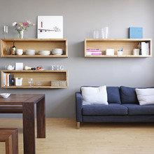 Фотография: Кухня и столовая в стиле Современный, Эко, Советы – фото на InMyRoom.ru