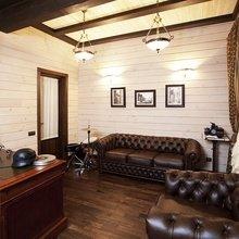 Фото из портфолио Деревянный дом в классическом стиле. – фотографии дизайна интерьеров на INMYROOM