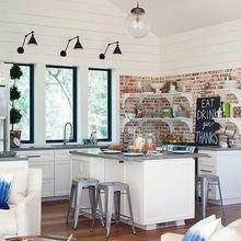 Фотография: Кухня и столовая в стиле Скандинавский, Стиль жизни, Советы, Эко – фото на InMyRoom.ru