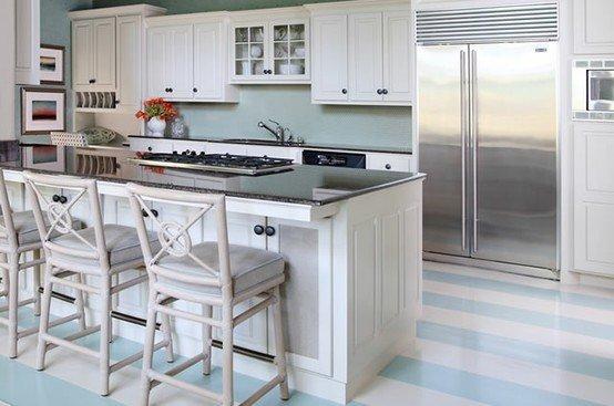Фотография: Кухня и столовая в стиле Скандинавский, Декор интерьера, Декор дома, Пол – фото на InMyRoom.ru