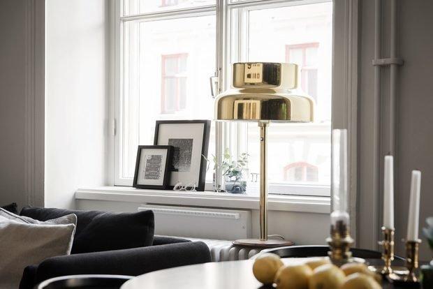 Фотография: Декор в стиле Скандинавский, Лофт, Декор интерьера, Квартира, Студия, Стокгольм, 40-60 метров – фото на InMyRoom.ru