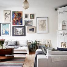 Фото из портфолио  Silverkällegatan 4 A – фотографии дизайна интерьеров на INMYROOM