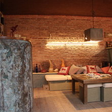 Фото из портфолио Арт-салон Dorogoidom – фотографии дизайна интерьеров на INMYROOM