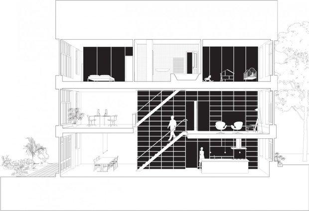 Фотография: Планировки в стиле , Лофт, Квартира, Дома и квартиры – фото на INMYROOM