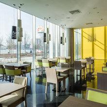 Фото из портфолио Кафе М25 в Химках – фотографии дизайна интерьеров на InMyRoom.ru