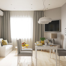 Фото из портфолио Кухня сканди – фотографии дизайна интерьеров на INMYROOM