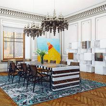 Фото из портфолио Дизайн интерьеров особняка после реконструкции. (ул. Смольного, д.4) – фотографии дизайна интерьеров на INMYROOM