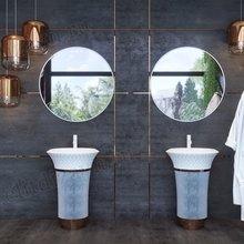 Фото из портфолио Частный коттедж - 350м2 – фотографии дизайна интерьеров на INMYROOM