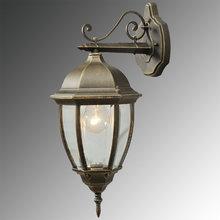 Уличный настенный светильник MW-Light Фабур 804020201