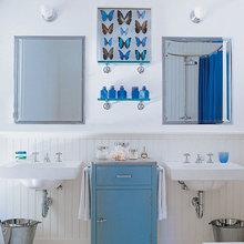 Фотография: Ванная в стиле Кантри, Дом, Дома и квартиры, Интерьеры звезд – фото на InMyRoom.ru