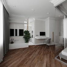 Фото из портфолио Квартира 40 м2 в ЖК Манхеттен, Казань – фотографии дизайна интерьеров на INMYROOM