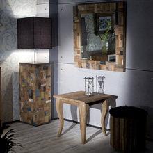 Фотография: Мебель и свет в стиле Кантри, Современный, Дом, Дома и квартиры, Кровать, Шкаф, Комод, Стеллаж, Буфет – фото на InMyRoom.ru