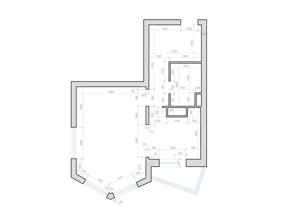 Фотография: Планировки в стиле , Декор интерьера, Квартира, Massive, Дома и квартиры, IKEA, Проект недели – фото на InMyRoom.ru