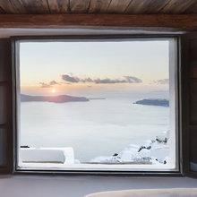 Фото из портфолио Апартаменты на SANTORINI – фотографии дизайна интерьеров на InMyRoom.ru