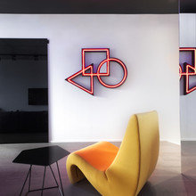 Фото из портфолио Квартира в Москве от студии Geometrix Design – фотографии дизайна интерьеров на INMYROOM