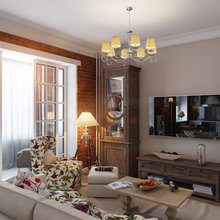 Фото из портфолио Квартира на Баррикадной – фотографии дизайна интерьеров на INMYROOM
