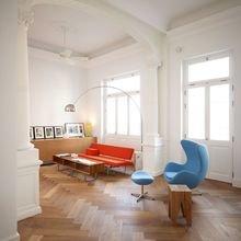 Фотография: Гостиная в стиле Современный, Классический, Стиль жизни, Советы – фото на InMyRoom.ru