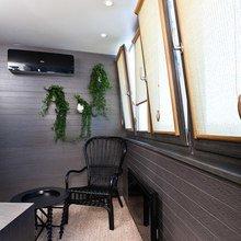 Фотография:  в стиле Современный, Спальня, Восточный, Эклектика, Интерьер комнат, Проект недели – фото на InMyRoom.ru