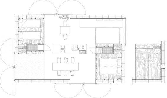 Фотография: Планировки в стиле , Скандинавский, Декор интерьера, Дом, Дома и квартиры – фото на InMyRoom.ru