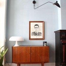 Фото из портфолио  Квартира в брюсселе в РЕТРО-стиле – фотографии дизайна интерьеров на InMyRoom.ru